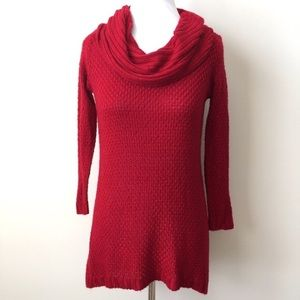 ❤️Style & Co. Cowl Neck Sweater Tunic